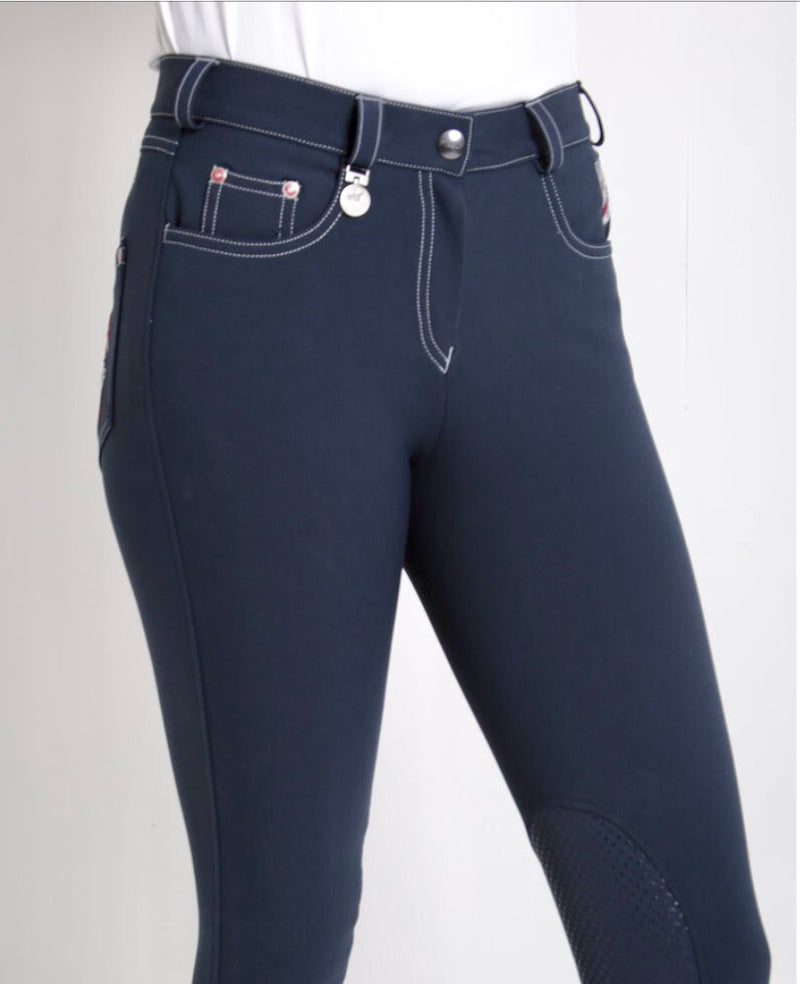 Pikeur Belana Knee Patch Breech