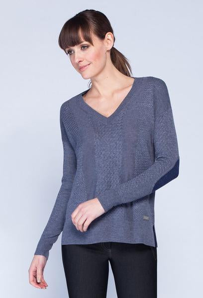 Asmar Cashmere V-Neck Sweater