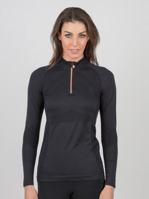 Anique Signature Quarter Zip