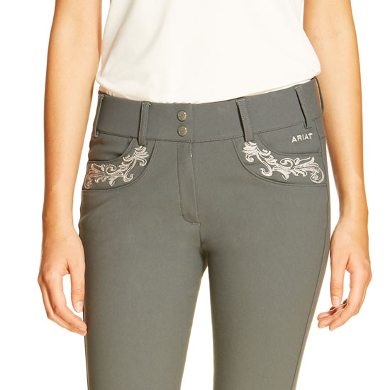 Ariat Olympia Corsair Breeches Knee Patch*