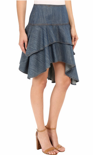 Ariat Haley Cambray Tier Skirt*