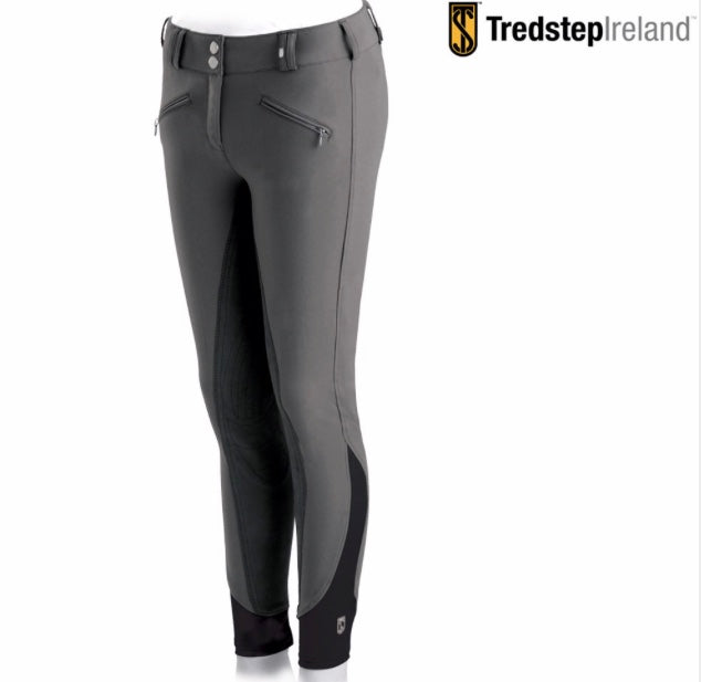 Tredstep Symphony NO. 1 Argenta Full Seat Breech