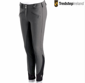 Tredstep Symphony NO. 1 Argenta Full Seat Breech*