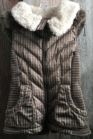 Goode Rider Plaid Vest*