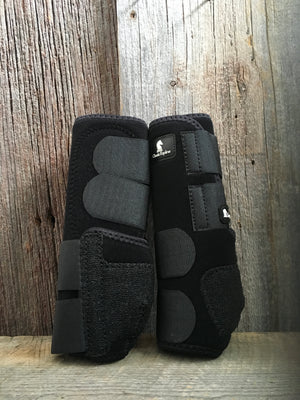 Lassis Equine Legacy Front Boots