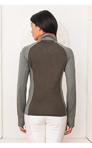 Horseware Katia Tec Quarter Zip Top *