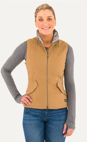 Noble Outfitters Ladies Canvas Tough Vest*