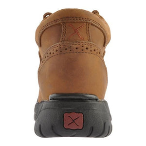 Twisted X Boots Women's WAL0005 Distressed Saddle/Distressed Leather
