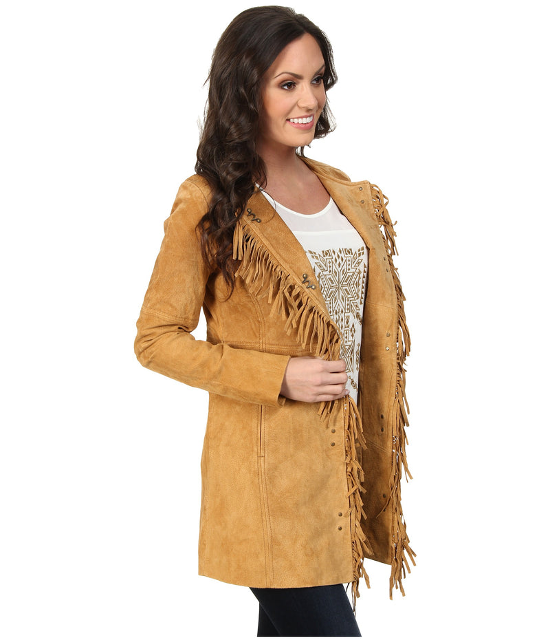 Ariat Ladies Nubuck Brea Coat *