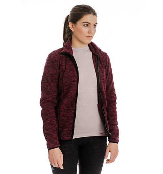 Lara Thermo Regulating Zip Up Fleece