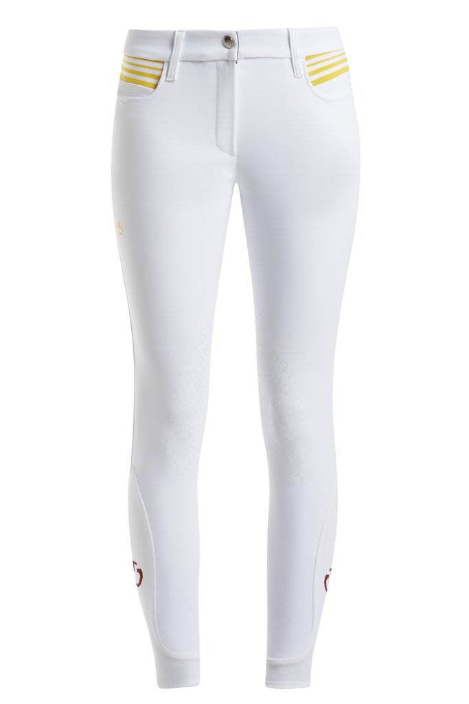 Cavalleria Toscana Degrade Rib Knit Breech