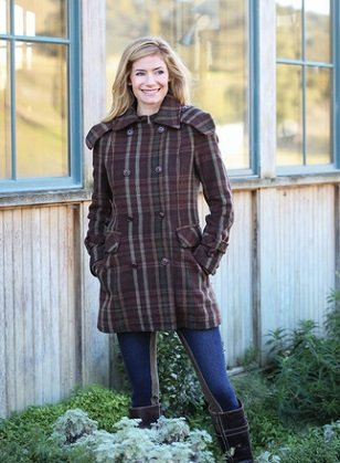 Goode Rider Hunt Peacoat*