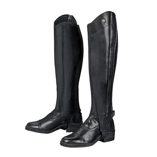 Hoof and Woof Premium Leather Half Chap