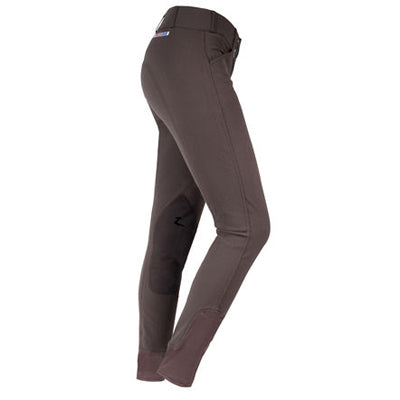 Horze Grand Prix Knee Patch Breech