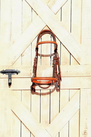 Edgewood Fancy Stitched Bridle - Pony