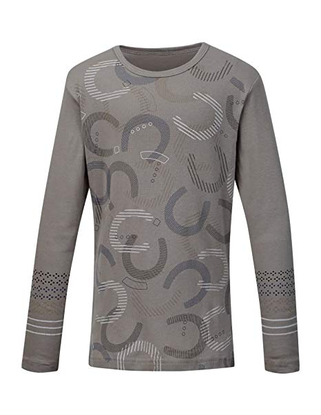 Kerrits Kids Hoof Print Long Sleeve Tee*