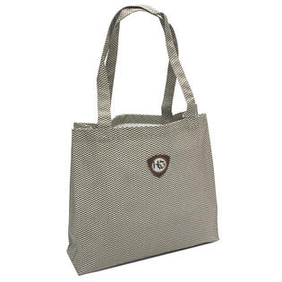 Horseware Canvas PU Tote Bag Herringbone*
