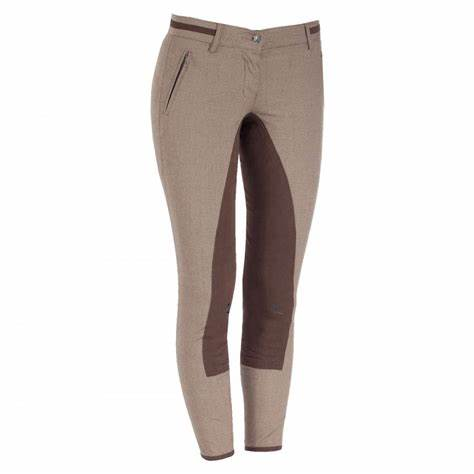 Horze Nicola Leather Full Seat Breech*