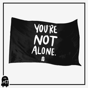 Not Alone Flag