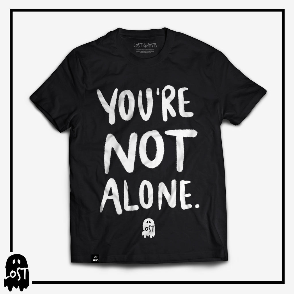 Not Alone Tee