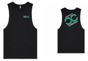 Men's CrossFit Canberra Muscle Tank Top