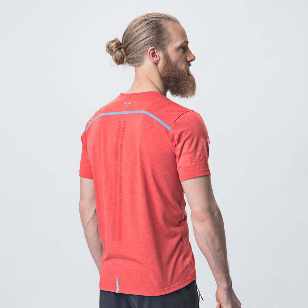 Grip T-Shirt <br>Goji Red