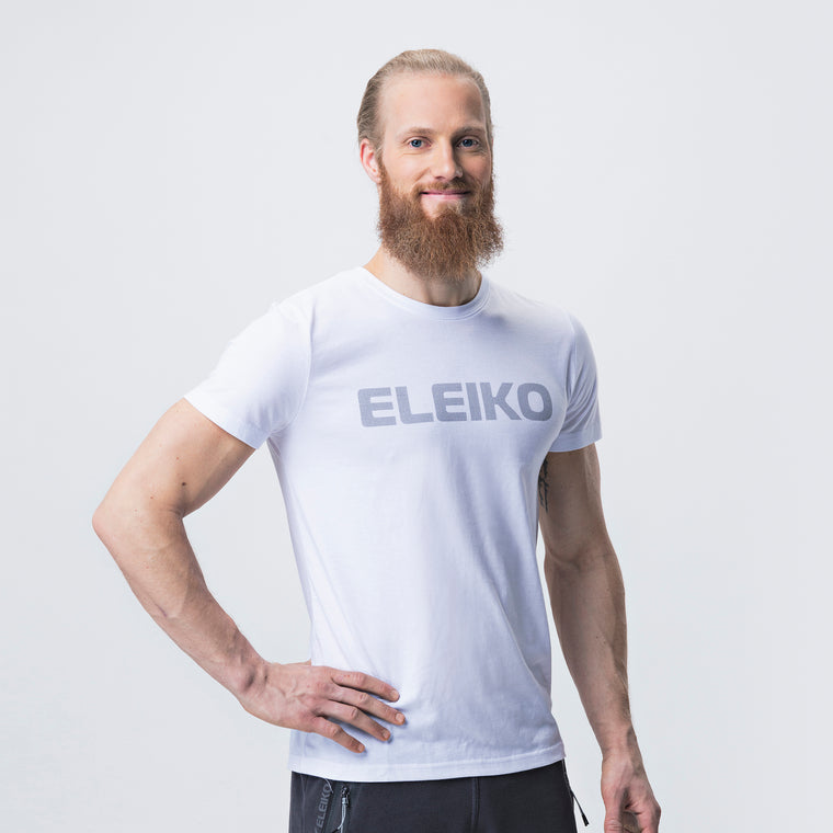 Energy T-Shirt, Men <br>White