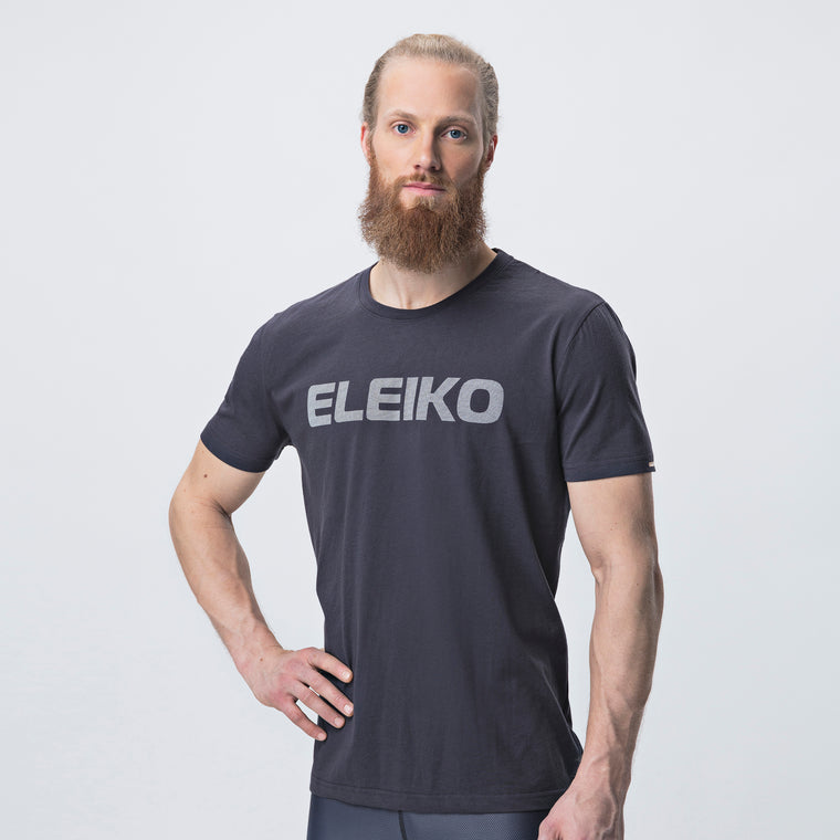Energy T-Shirt, Men <br>Strong Grey