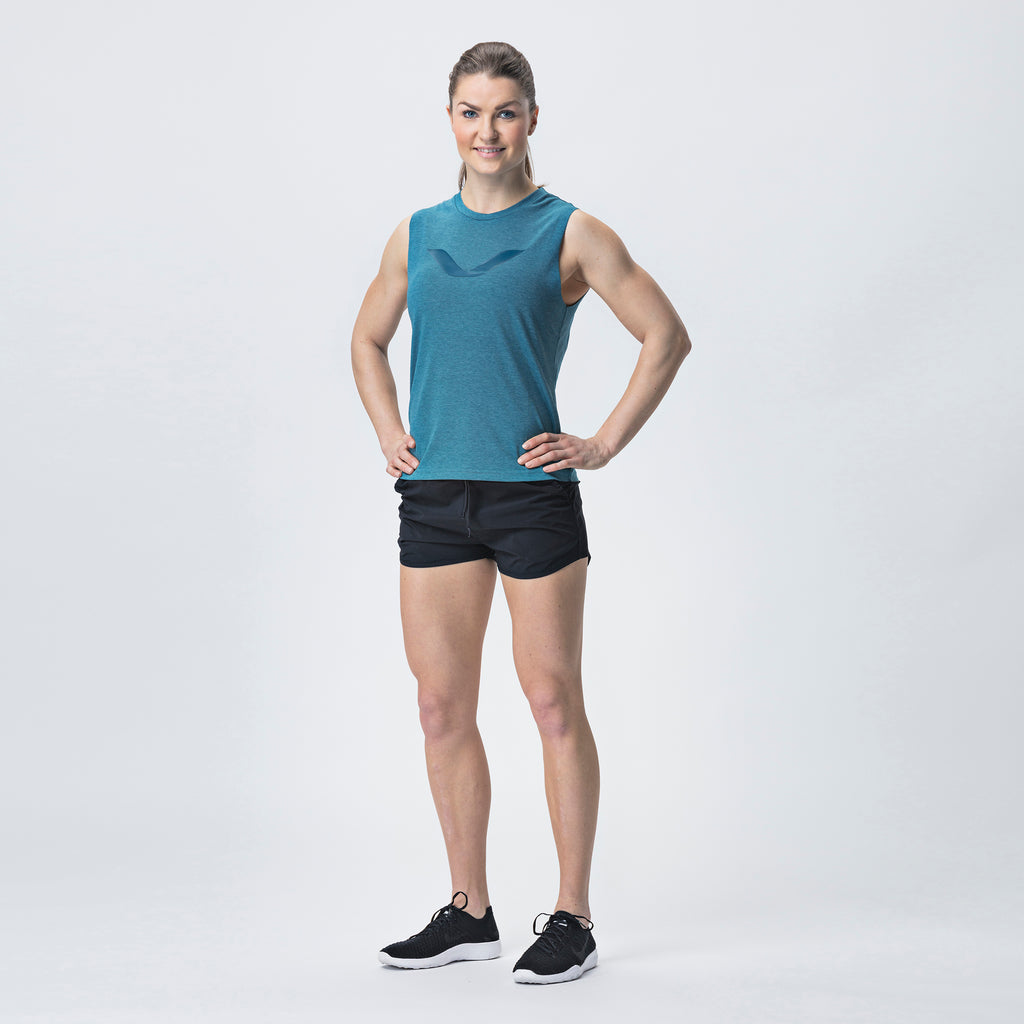 Grip Tank Top, Women <br>Deep Dive