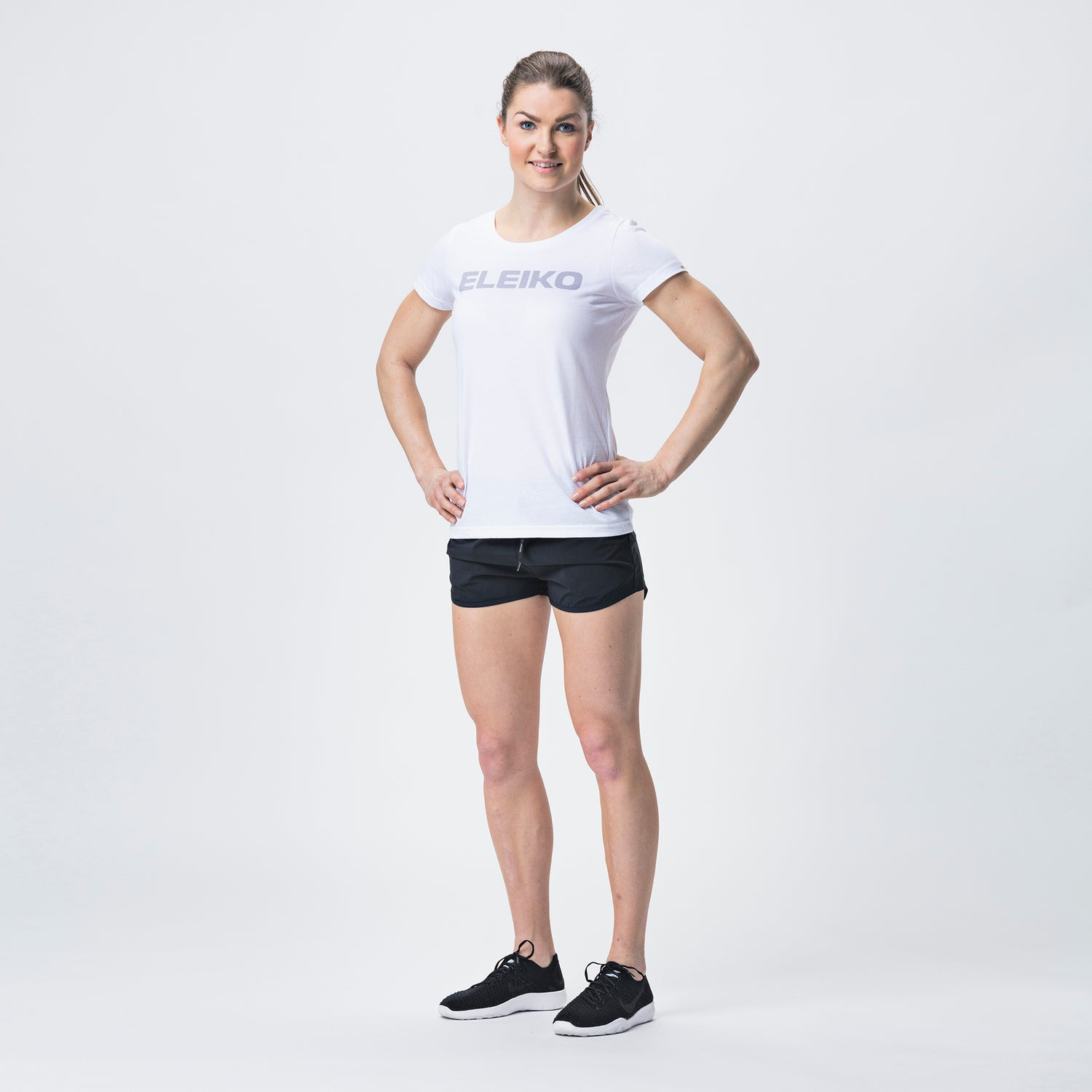 Energy T-Shirt, Women <br>White