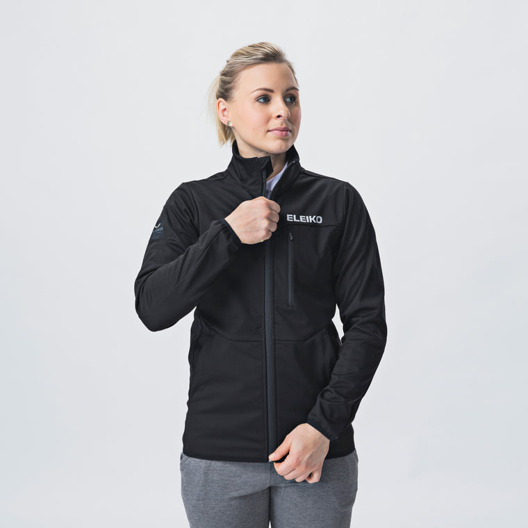 Dynamic Jacket, Wmn <Br> Black
