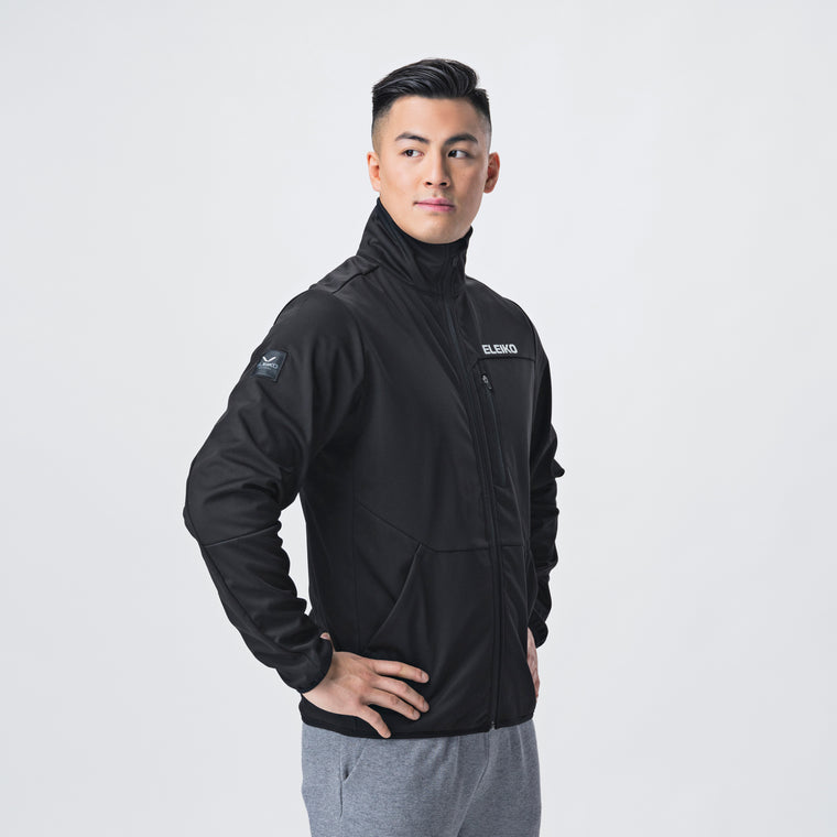 Dynamic Jacket, Men <Br> Jet Black