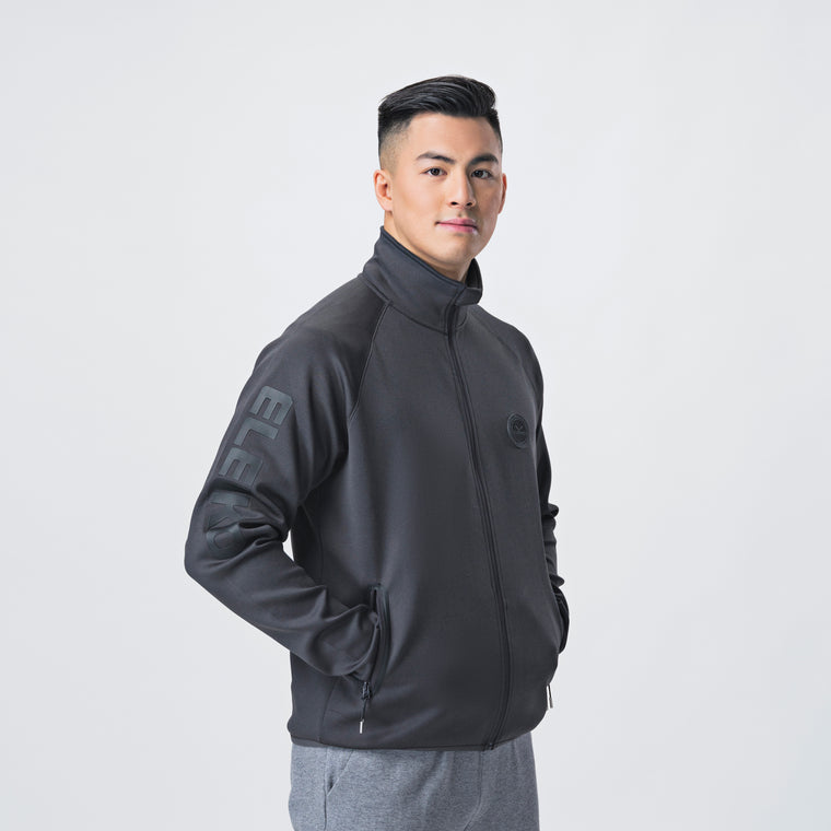 Focus Training Jacket, Unisex <br> Strong Grey