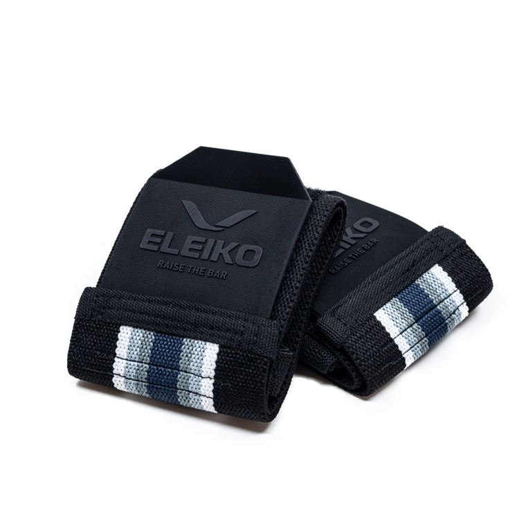 Eleiko Wrist Wraps<br/>Weightlifting Titan Grey