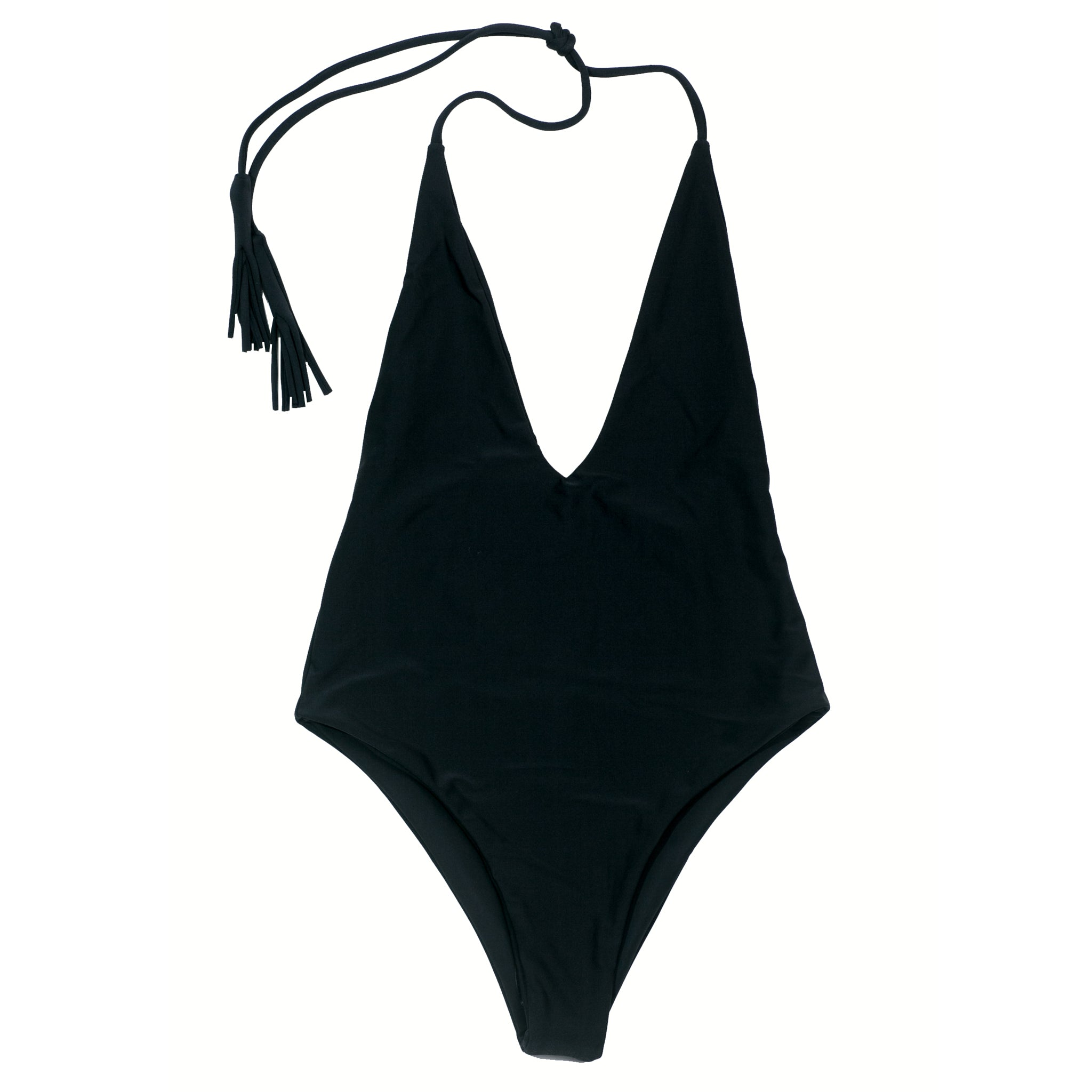 Black One-Piece Bikini -  50% OFF