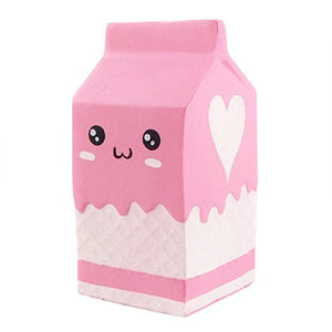 Squishy Yogurt Milk Bottle Jumbo Collection