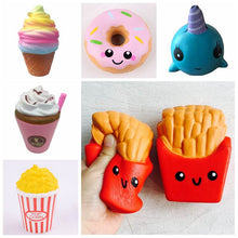 Movie Theme Slow Rising Squishy Toys