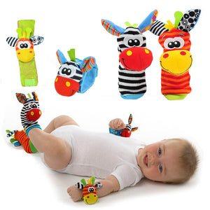 Wearable Baby Rattles