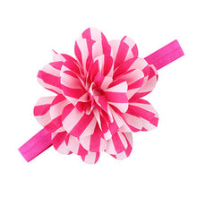 JECKSION Diademas Lovely  Girls Headbands Striped Flower Headbands For Girls Cute Hair Band for free shipping #LWN