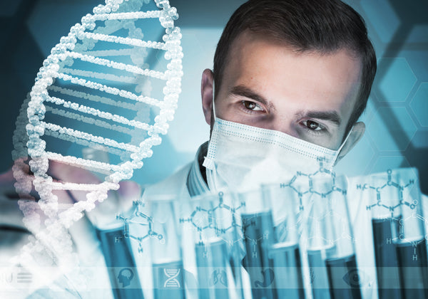 Groundbreaking DNA Analysis tests