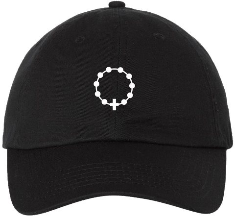 ROSARY DAD HAT