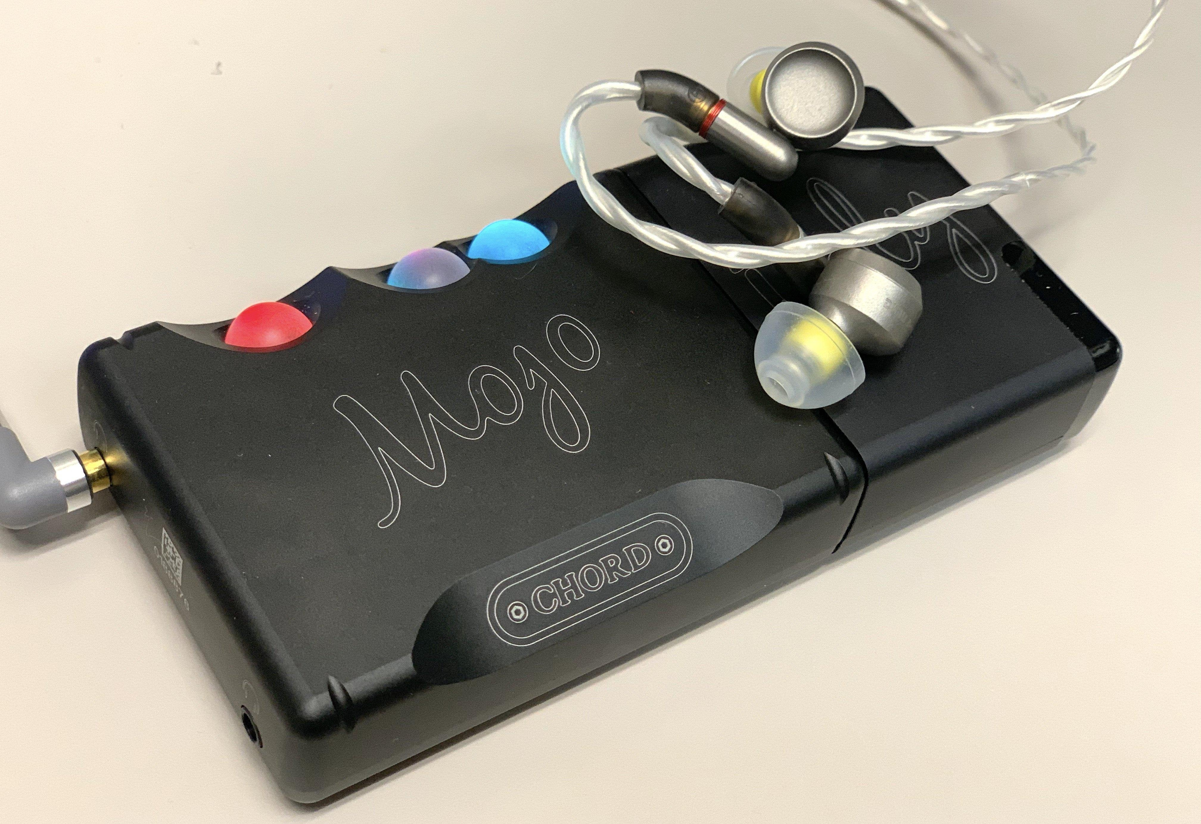 Chord Mojo and Poly Review   Bloom Audio