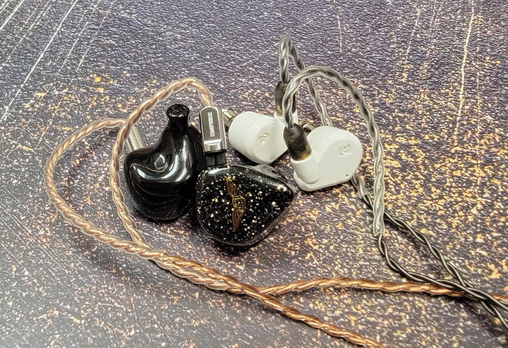 Empire Ears Bravado MKII Campfire Audio Vega