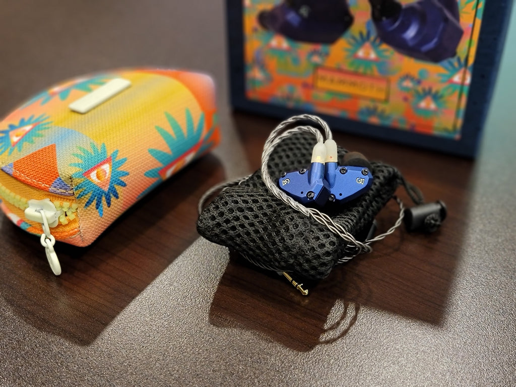 Campfire Audio Mammoth Unboxing