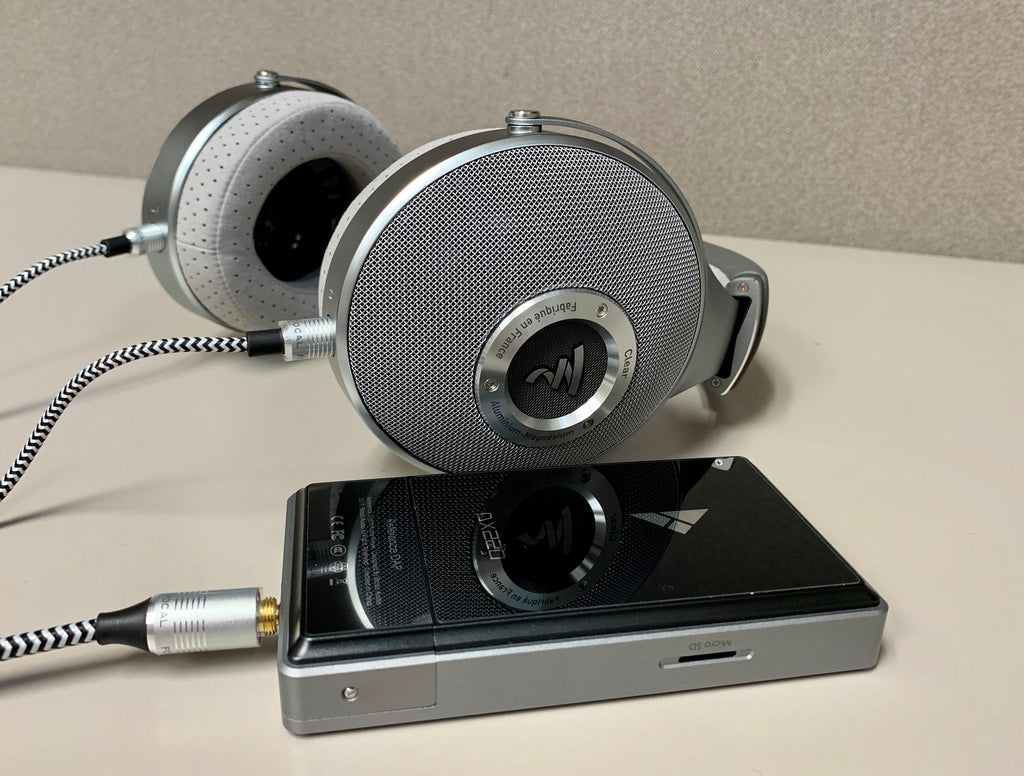 Focal Clear and iBasso DX220