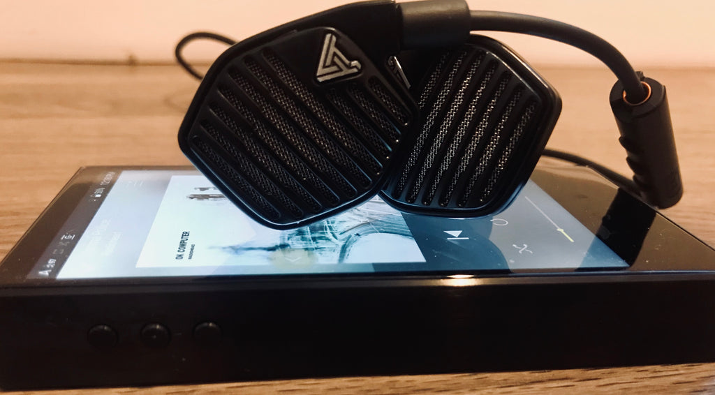 audeze lcd-i3 and astell and kern sp700