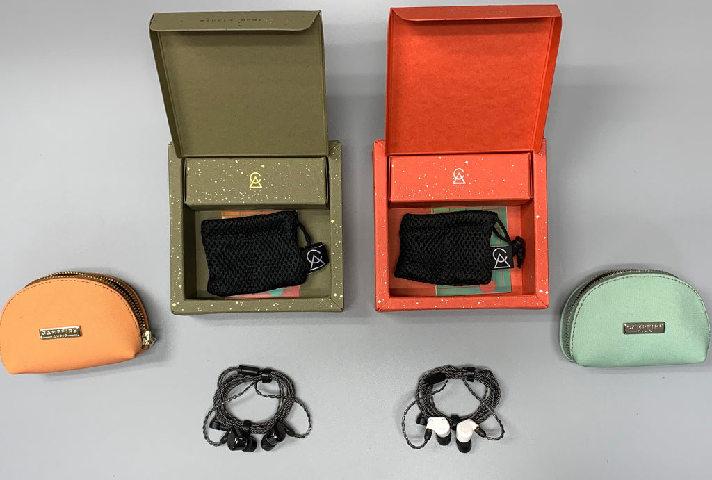 Campfire Audio Dorado and Vega