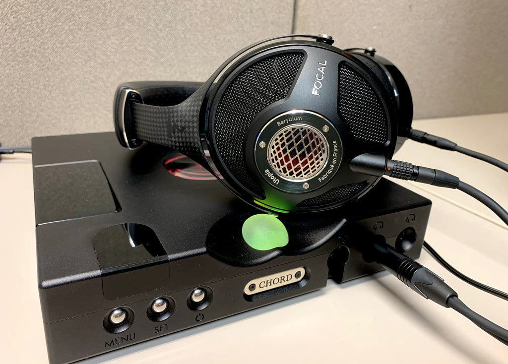 Focal Utopia and Hugo TT2