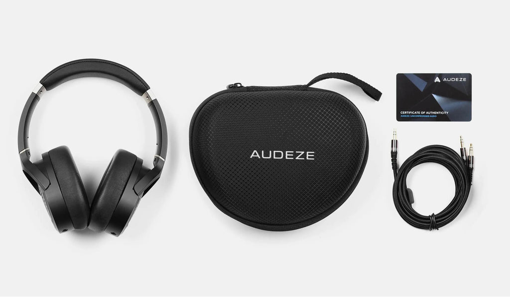 Audeze LCD-1 In the box
