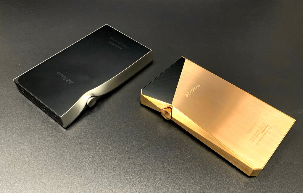 Astell&Kern SP2000 and SE200